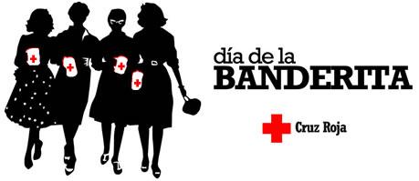banderita cruz roja