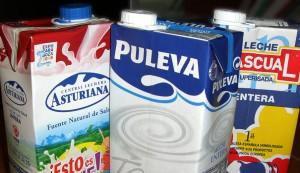 leche puleva asturiana pascual