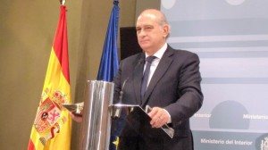 Ministro del Interior, Jorge Fernández Díaz. Foto: Archivo