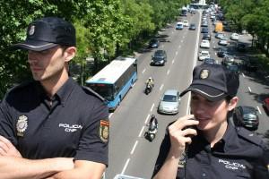 policia nacional madrid