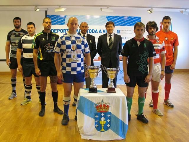 presentacion liga rugby
