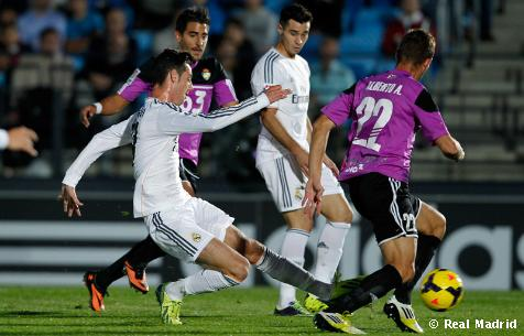 real madrid castilla vs ponferradina