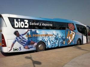 autobus deportiva ponferradina
