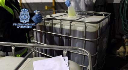 cocaina biodiesel