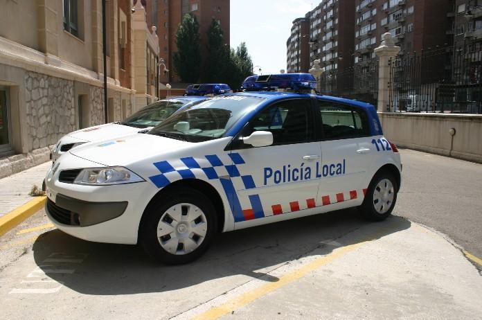 policia local municipal