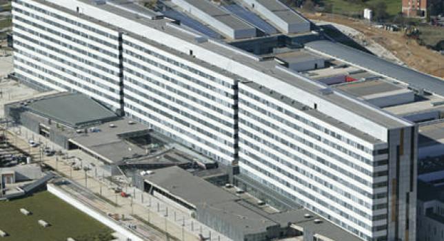 Hospital Central Universitario de Asturias de Oviedo