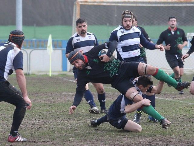 bierzo rugby vs Fendetestas