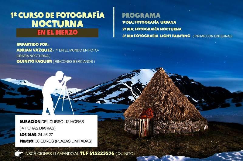 curso fotografia nocturna
