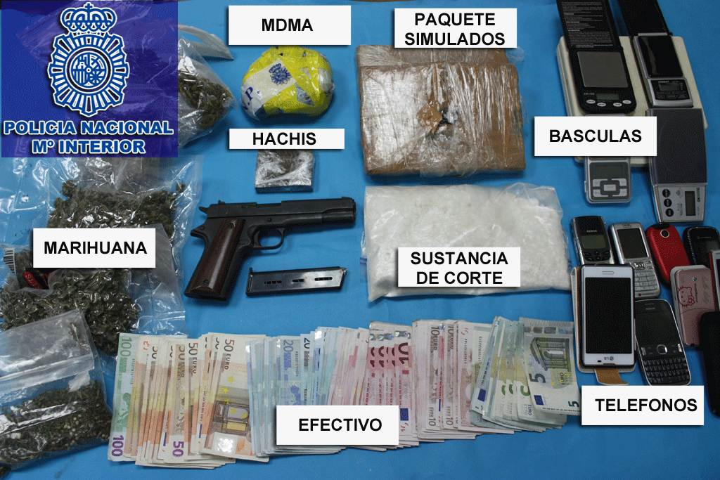 narcotraficantes galicia