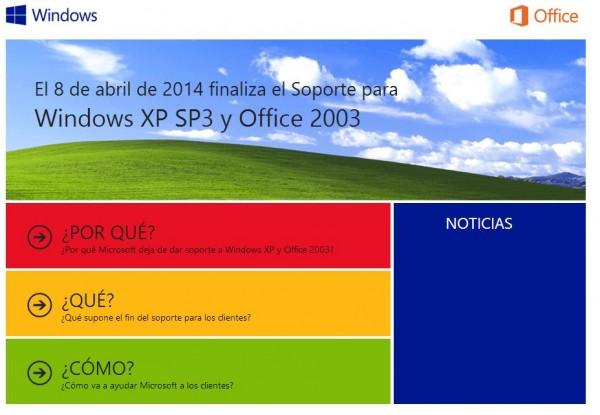 fin windows xp