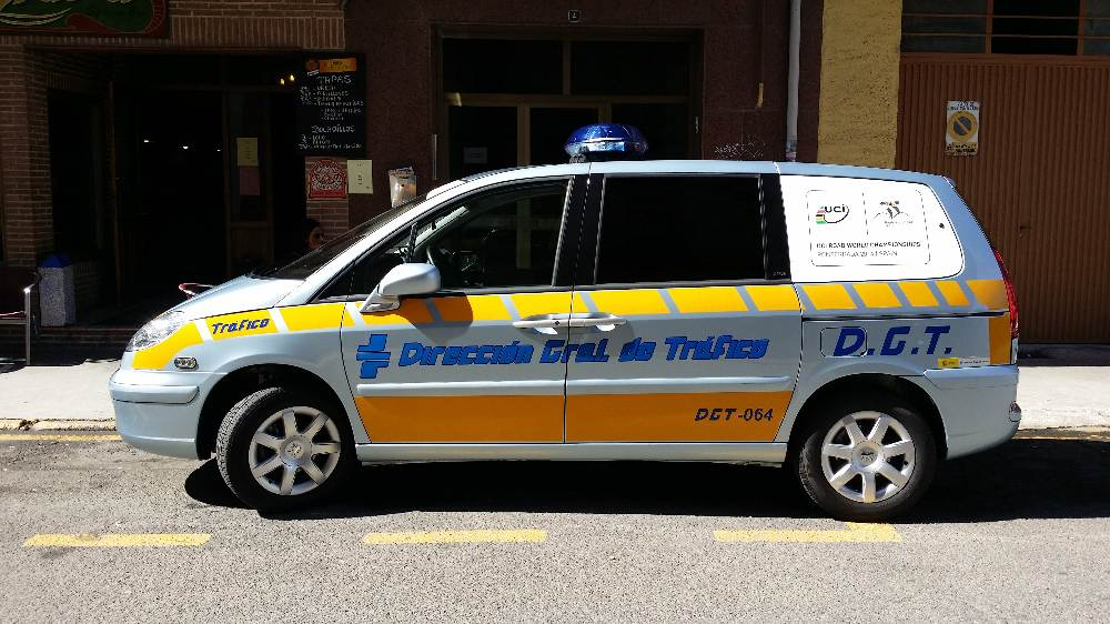 nuevo coche dgt policia municipal ponferrada