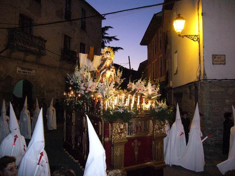 procesion virgen angustias villafranca