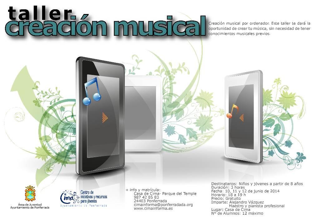Taller de Creacion Musical cima