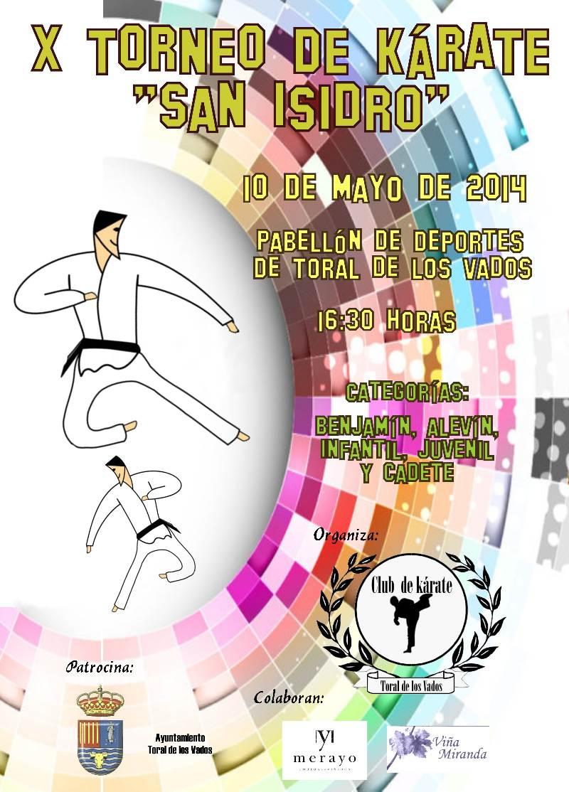 cartel karate 2014