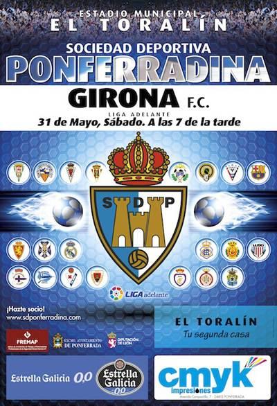 ponferradina girona 13 14