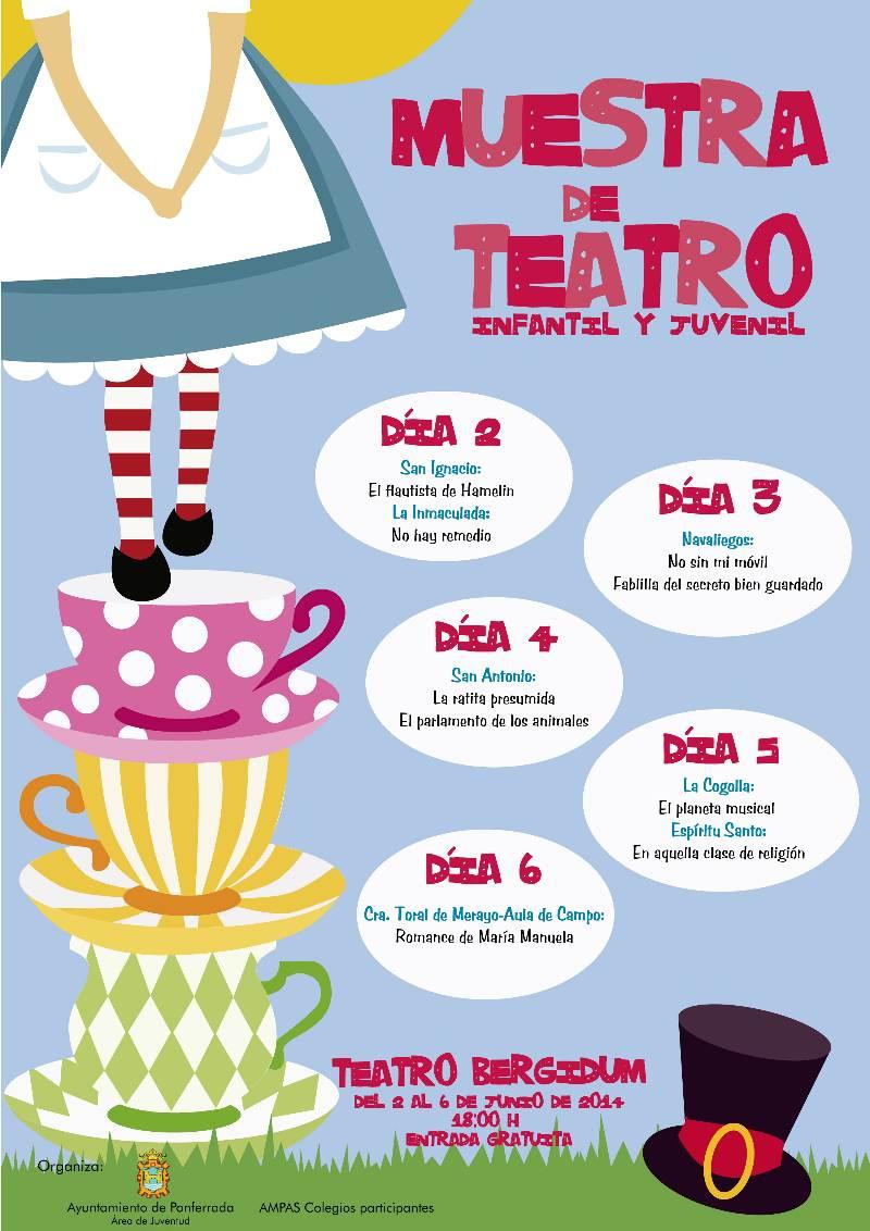 Muestra de Teatro Infantil y Juvenil 2014