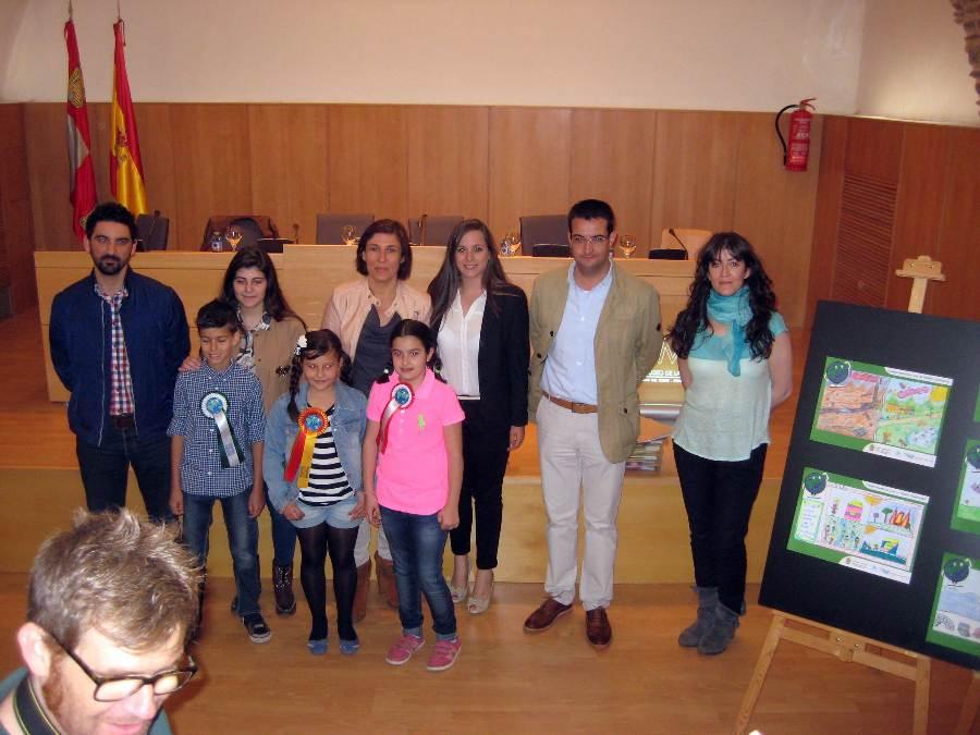 Premios Concurso de Pintura Semana del Medio Ambiente
