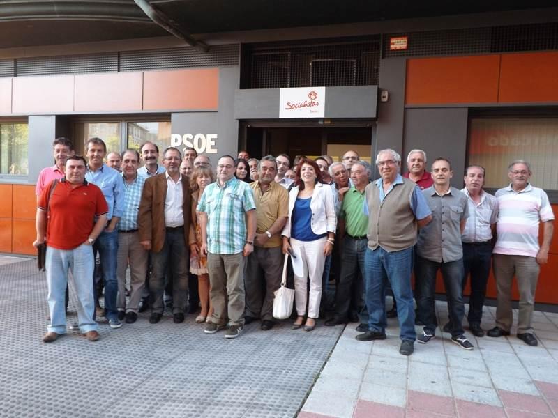 consejo provincial alcaldes psoe