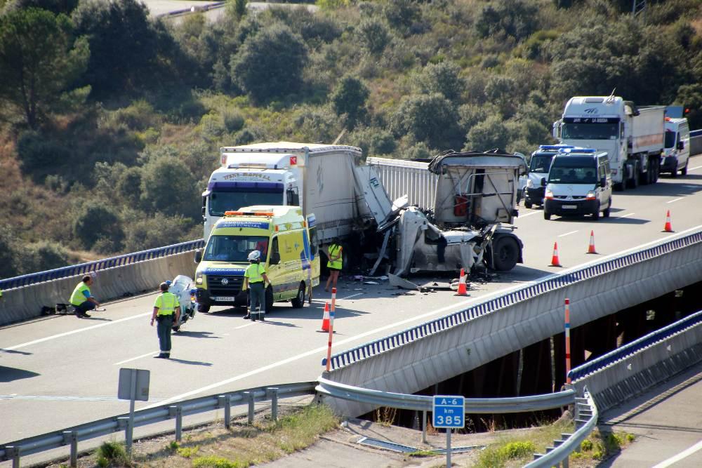 accidente autovia km 385-4