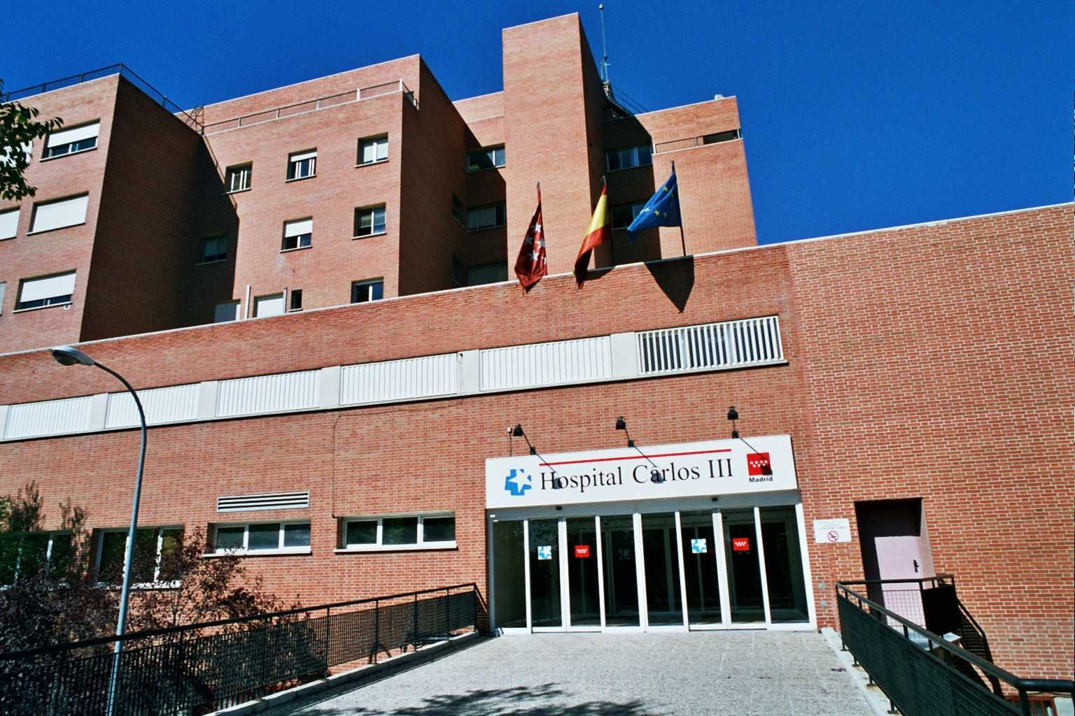 hospital la paz - carlos iii