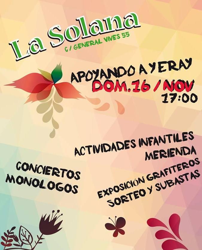 16 Noviembre-La Solana-Yeray