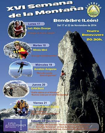 17 NOviembre-Semana de la Montaña