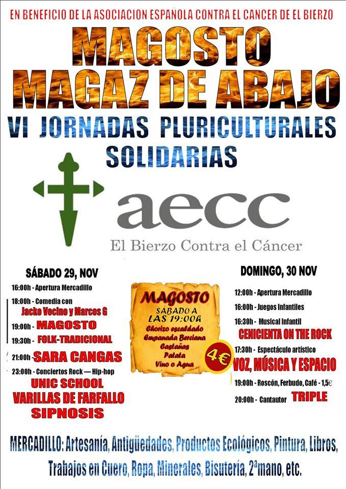 29 de Noviembre-Magosto Magaz de Abajo