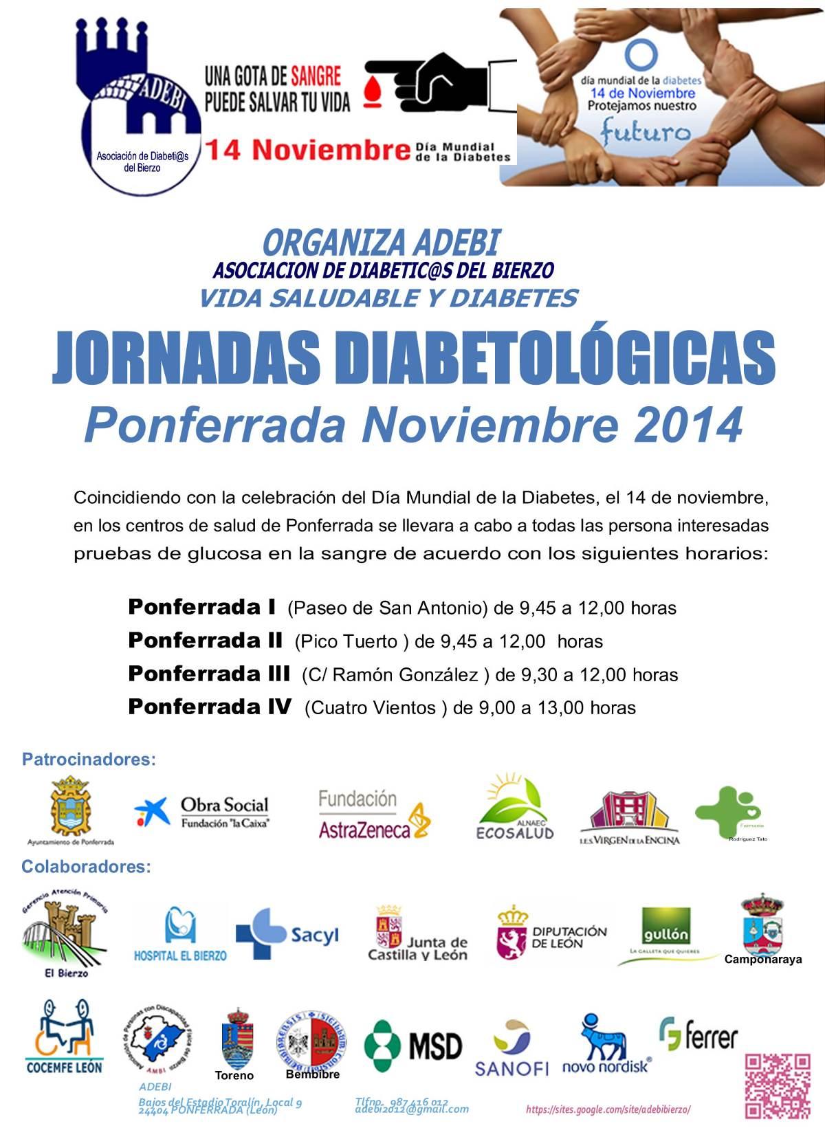 control glucosa 2014
