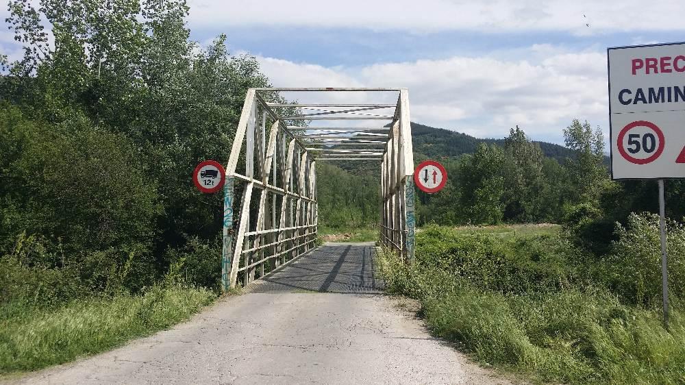 puente acceso toral