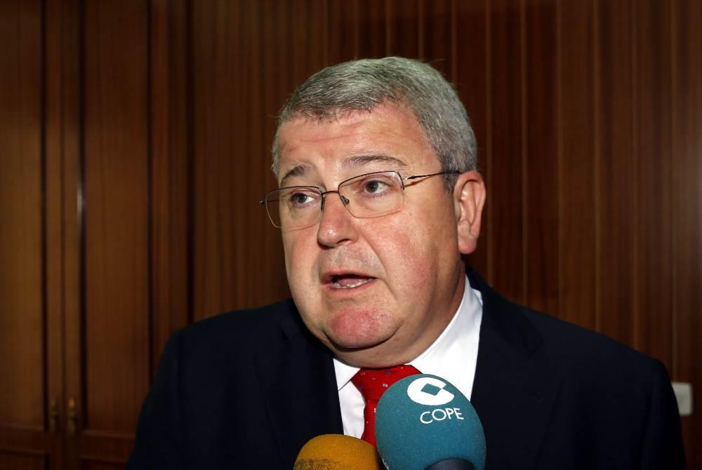 Alfonso Rodríguez Hevia gerente hospital bierzo