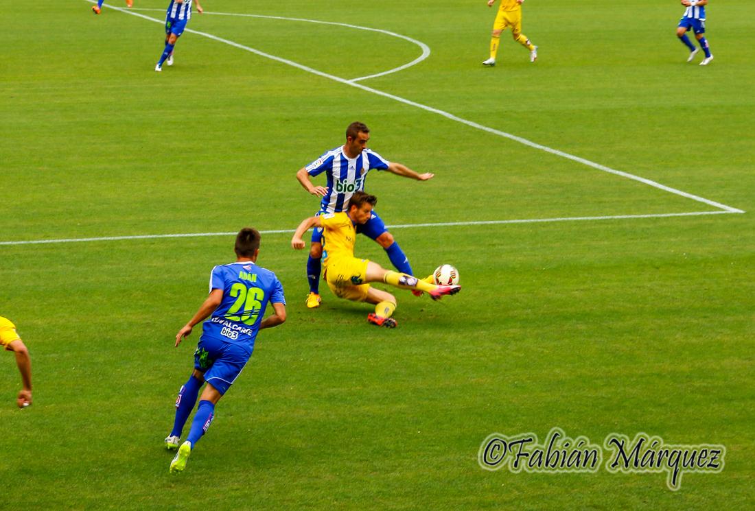 deportiva ponferradina alcorcon 14 15-3