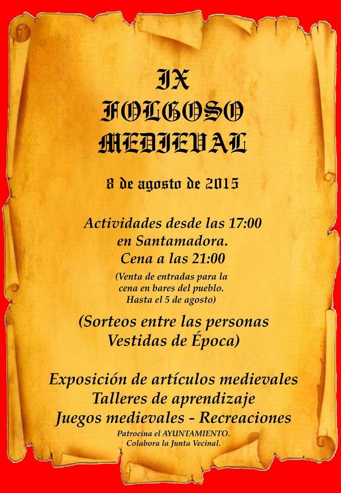folgoso medieval 2015