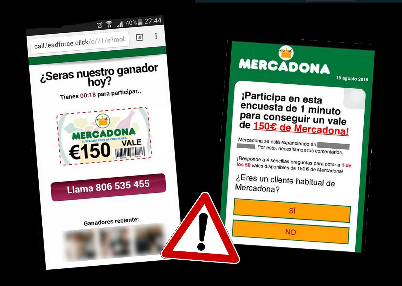 whats app mercadona