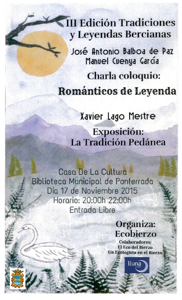 III Encuentro de Tradiciones y Leyendas Bercianas.