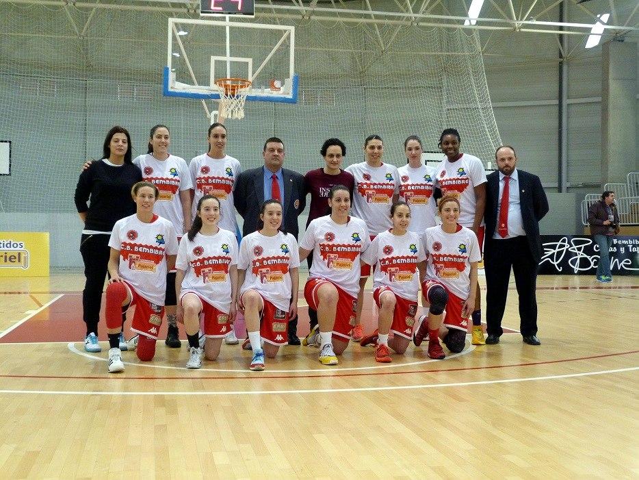 equipo baloncesto bembibre
