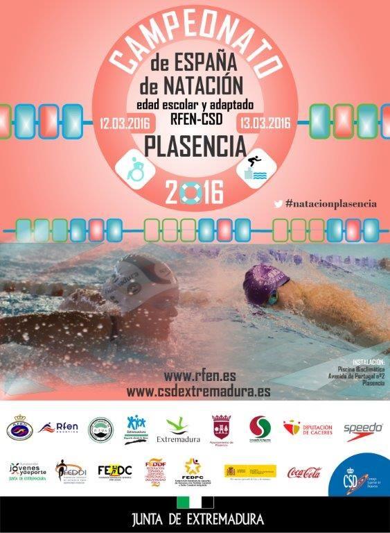campeonato españa natacion