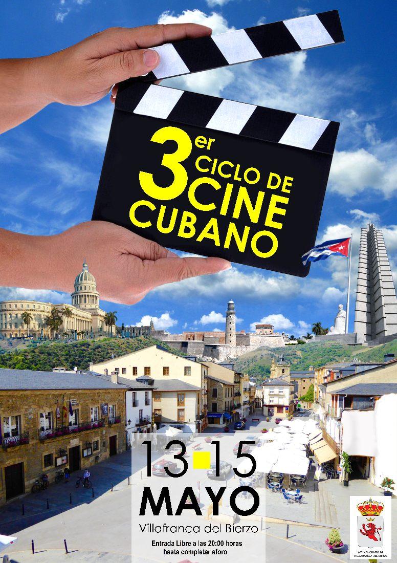 3 ciclo cine cubano villafranca bierzo