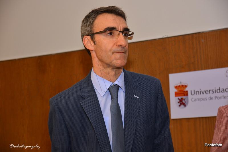 Vicerrector del Campus José Ramón Rodríguez