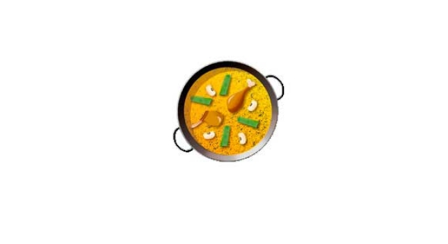 paella wasap