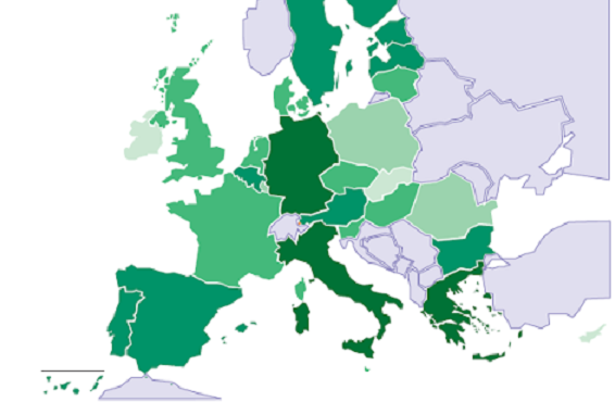 """LA """"VIEJA"""" EUROPA"""