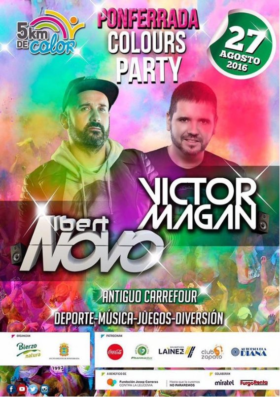 victor magan fiesta color