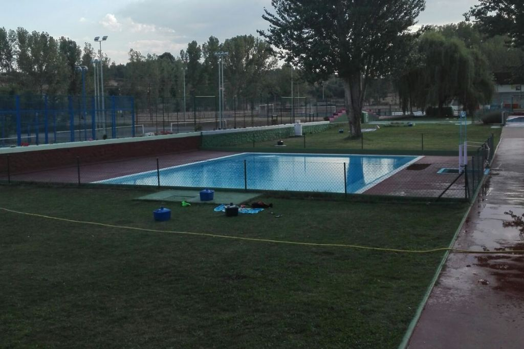 clausuran la piscina de toreno noticias bierzo