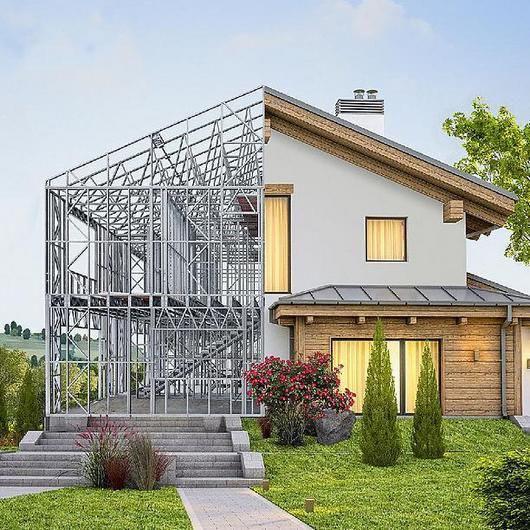 Estás pensando en hacerte una casa? Conoce el sistema de construcción Steel Framing - Noticias Bierzo